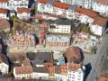 Baustelle in der Pfeuferstraße   Foto: Ronald Rinklef