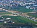 ICE Baustelle Ebensfeld Foto: Ronald Rinklef