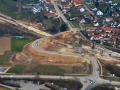 ICE Baustelle Unteroberndorf Foto:Ronald Rinklef